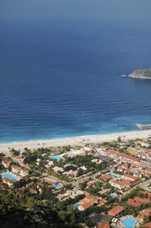 club belcekiz beach air photos
