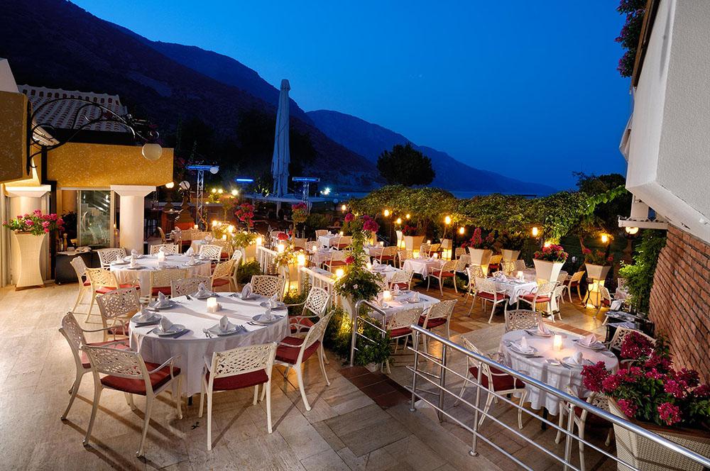 Рестораны Олюдениза