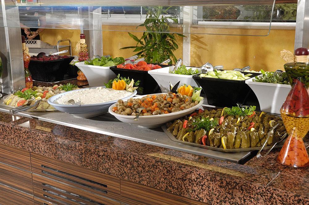 Open Buffet Restaurant